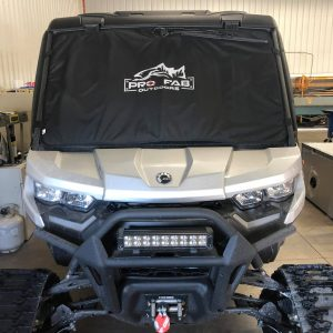 Padded Windshield Protectors Cover